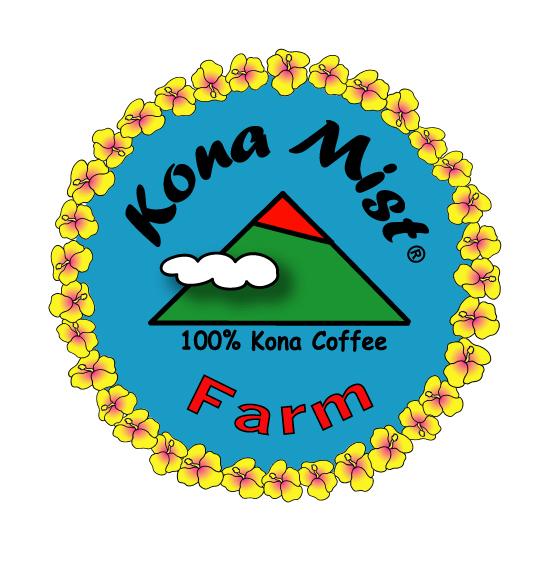 Kona Mist Farm Logo